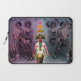 Organ Donor Witch Doctor Laptop Sleeve