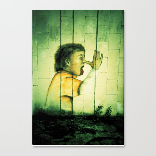 Chernobyl 01 Canvas Print