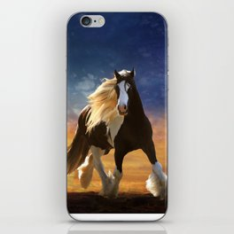 A Gypsy Storm iPhone Skin