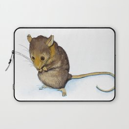Mountain Pygmy-possum (Burramys parvus) Australian Native Laptop Sleeve