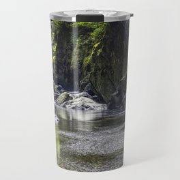 Magical Fairy Glen Travel Mug