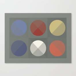 Geometric Canvas Print