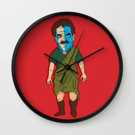 Braveheart Republicans Wall Clock