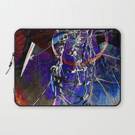 Moden Basketball art 9 Laptop Sleeve