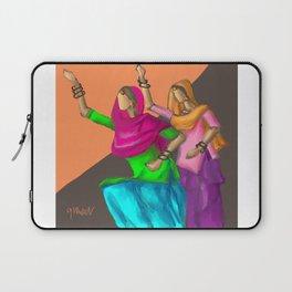 Punjabi girls Giddah Laptop Sleeve