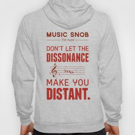 Spooky Scary Dissonance! — Music Snob Tip #439.5 Hoody