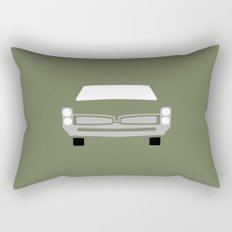 Pontiac GTO ( 1967 ) Rectangular Pillow