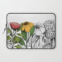 First summer blooms Laptop Sleeve