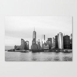 NYC Skyline Canvas Print