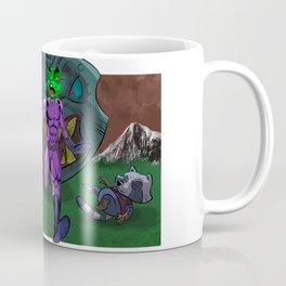 Dirk Runs Out of Panel Coffee Mug