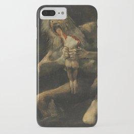 Saturn Devouring His Son - Goya iPhone Case