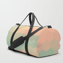 PEACH AND MINT HONEY Duffle Bag
