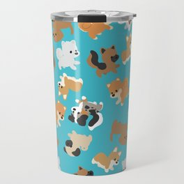 Dogs Galore Travel Mug