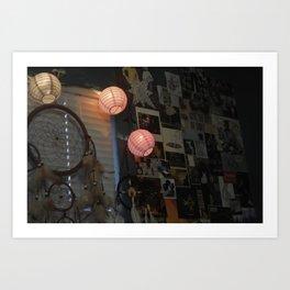 Daydreamer Room Art Print