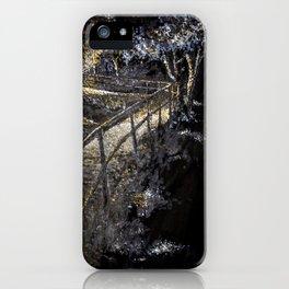 Heartattack Hill iPhone Case