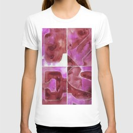 Lies - Parody of the Love Statue T-shirt