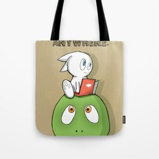 A Friend and A Dream Tote Bag