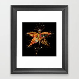 Butterfly Spirit Framed Art Print
