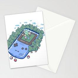 Pocket Monsters V2 - Celebi Stationery Cards