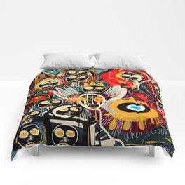 Where do we go ? Comforters