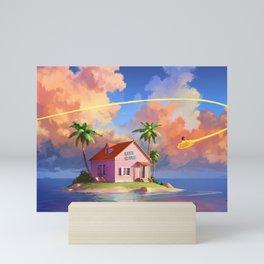 Kami House Mini Art Print