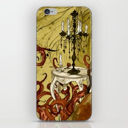 Nightmares of the Alchemist's Wife iPhone Skin