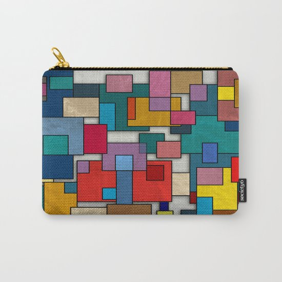 Abstract #317 Carry-All Pouch