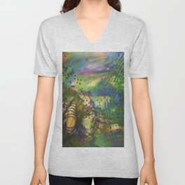 Depth of Color Unisex V-Neck