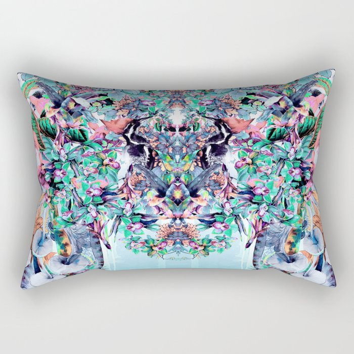 Botanical IV Rectangular Pillow