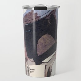 Bobba Fett | The Bounty Hunter | Star War Art Travel Mug