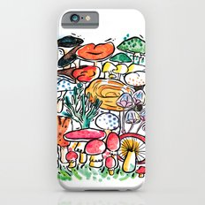 Fungi family Slim Case iPhone 6s
