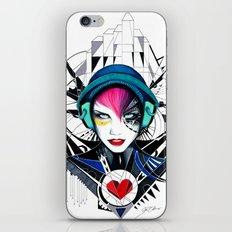 -War in my Heart- iPhone & iPod Skin