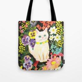 I Am a Cat Tote Bag