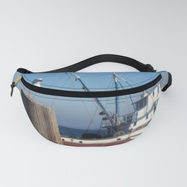 Monterey Bay seagull Fanny Pack