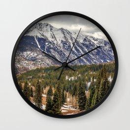 Colorado Wall Clock