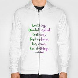 Loathing - Wicked Hoody