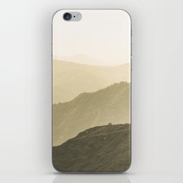 Cali Hills iPhone Skin
