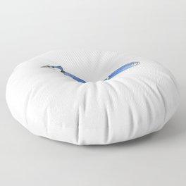 Bully Blue Jay Floor Pillow