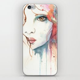 Girl ASD 01 iPhone Skin