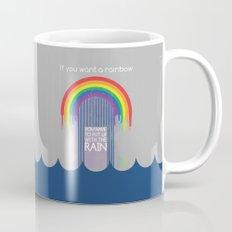 Rainbow Needs Rain Mug