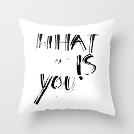 What is you Throw Pillow