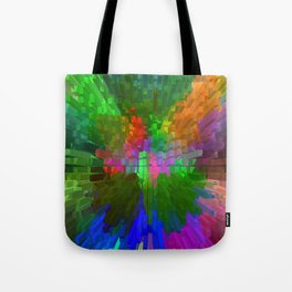 Spring Popping out of the city... Tote Bag