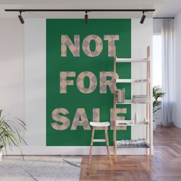 NOT FOR SALE 02 Wall Mural