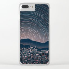 Trail Clear iPhone Case