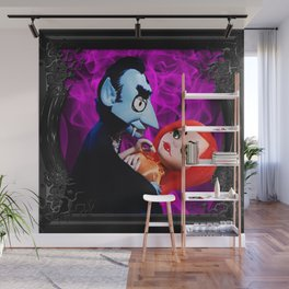 MAD MONSTER PARTY 1 (1967) Wall Mural
