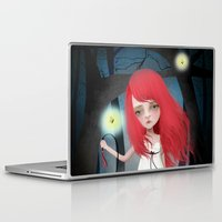 firefly Laptop & iPad Skins featuring Firefly by solocosmo