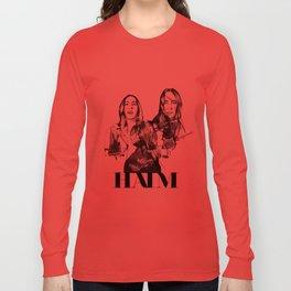Haim the band Long Sleeve T-shirt