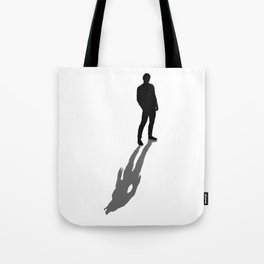 My Real Nature Is In My Shadow Tote Bag
