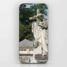 American Graveyard iPhone Skin