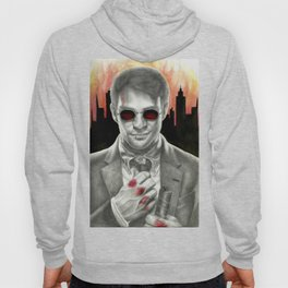 A WORLD ON FIRE Hoody